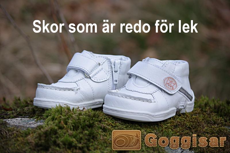 Goggisar l�ra-g�-skor