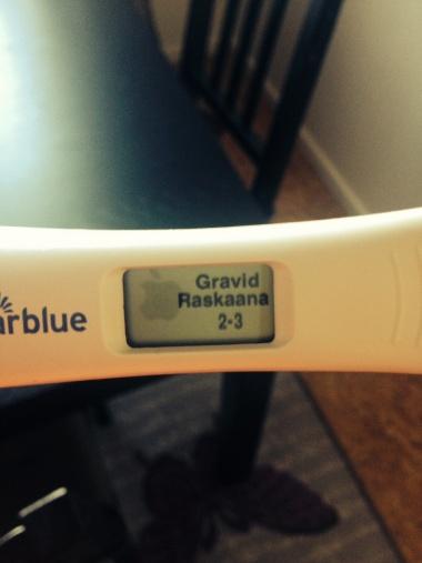 blödning men ändå gravid