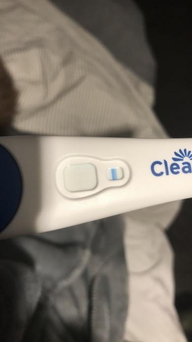 graviditetstest 6 dagar innan mens