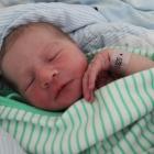 Välkommen till världen Thea Aronsson