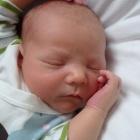 Välkommen till världen Oliver (tror vi)