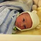 Välkommen till världen Jesper