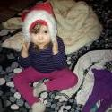 Familj: Min 4 åriga tjej