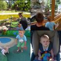 Familj: Parken Zoo :)
