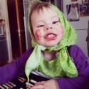 Baby: Glad påsk !