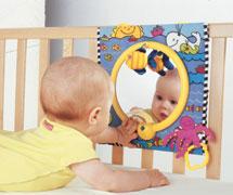 Lämplig leksak för 3 månaders bebis