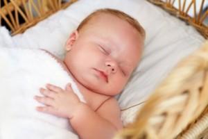 Att välja säng till bebisen