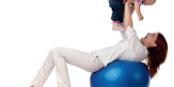 Kom igång med träningen efter förlossningen