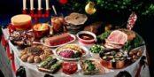 Vad kan jag som gravid äta på julbordet?